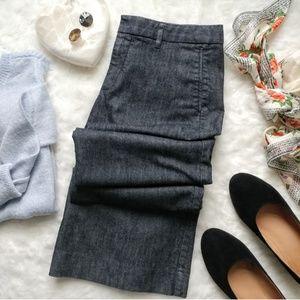 GAP ▪ Wide-Leg Ankle Trouser Pants